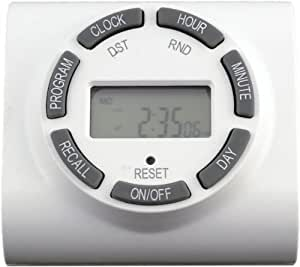 Digital heavy duty timer with astro 15079 manual