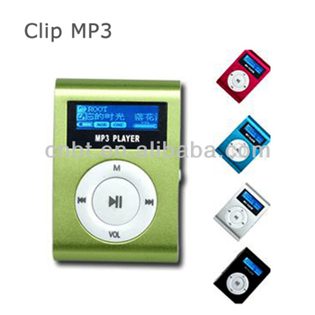 digital mp3 player instructions