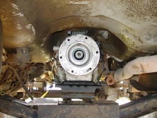 dodge ram 2000 manual transmission mount