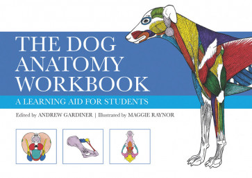 Dog anatomy workbook a guide to the canine body