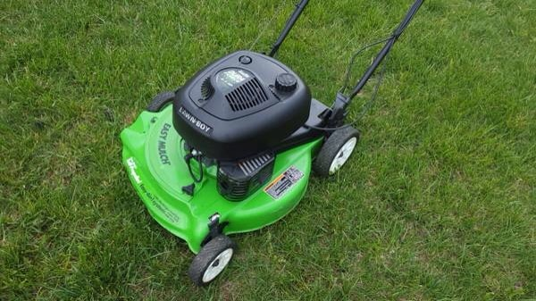 lawn boy silver pro duraforce manual