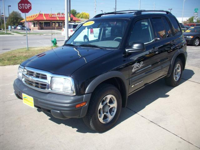 2003 chevy tracker zr2 owners manual
