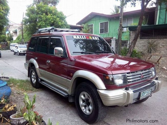 mitsubishi pajero manual transmission for sale in the philippines