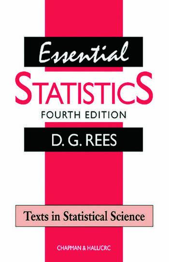 Essential statistics d.g rees pdf