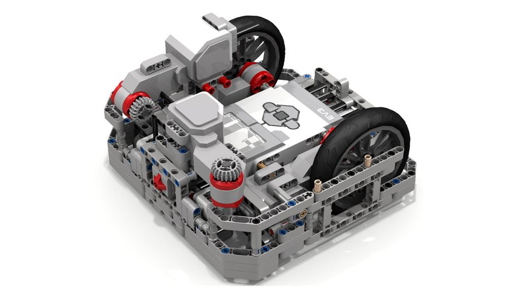 ev3 chassis instructions fll