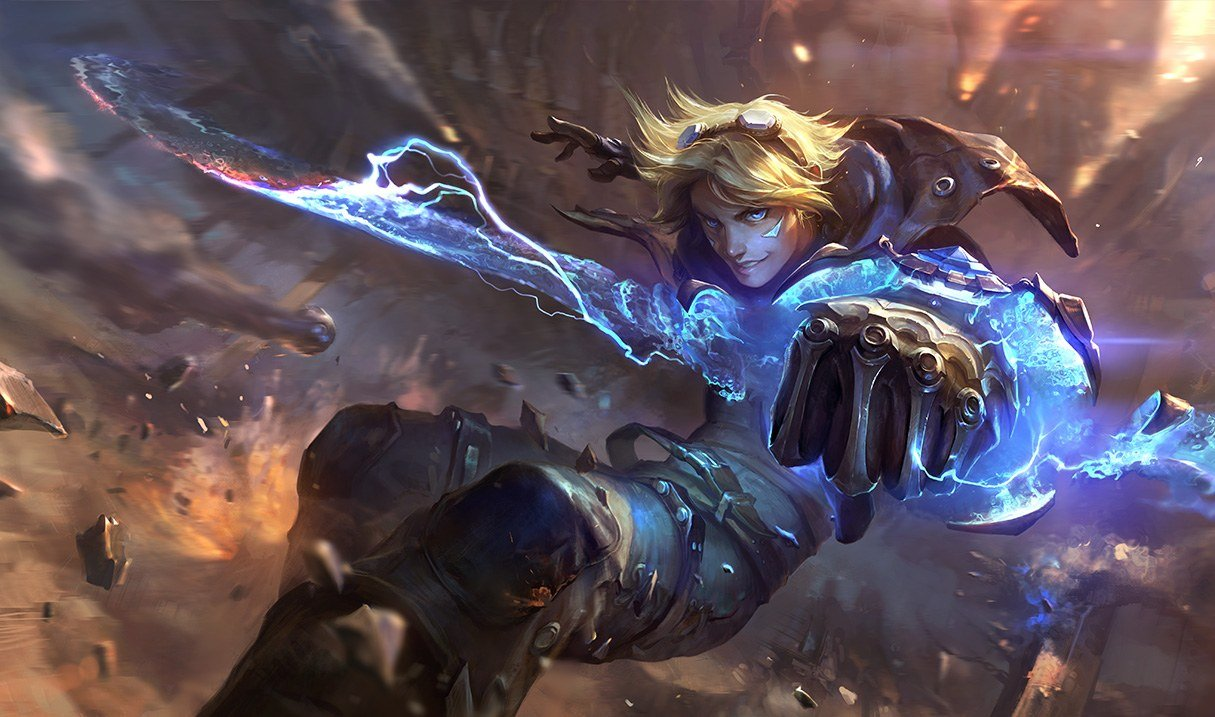 Ezreal best build guide 3v3