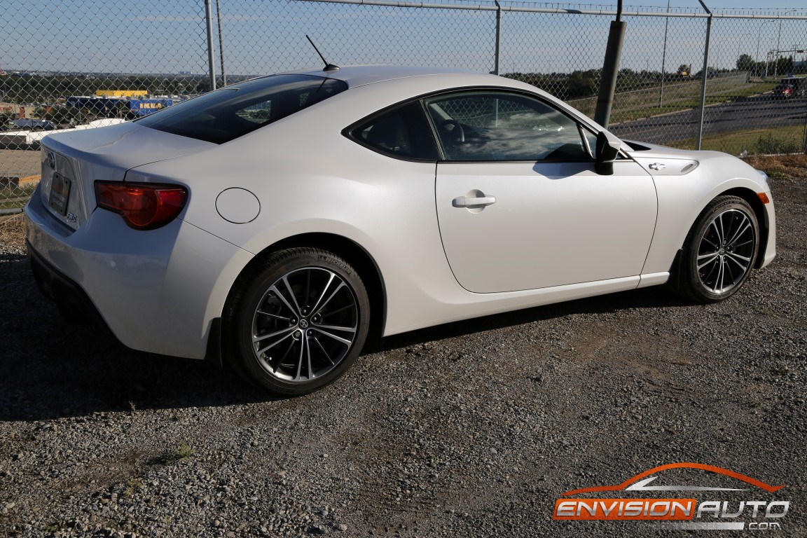 scion frs automatic manual mode