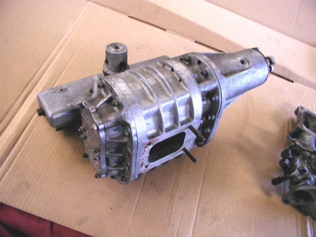 marshall supercharger fitted to mg tc instructions