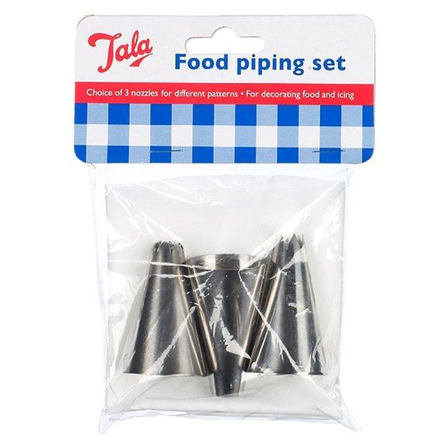 tala piping bag instructions