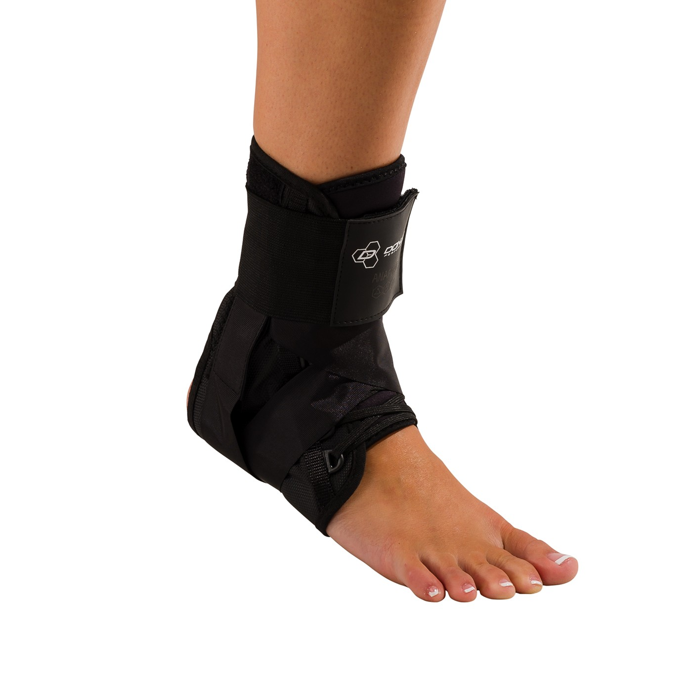 procare lace up ankle brace instructions