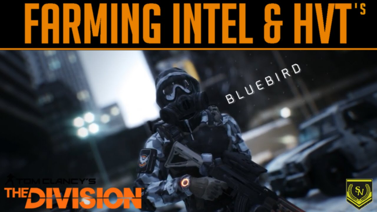 The division how to get target intel