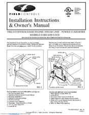Field controls swg 4hd installation manual