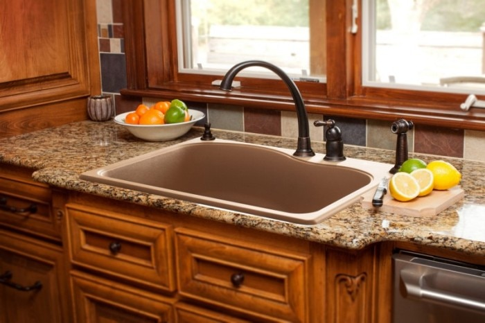 franke granite sinks installation instructions