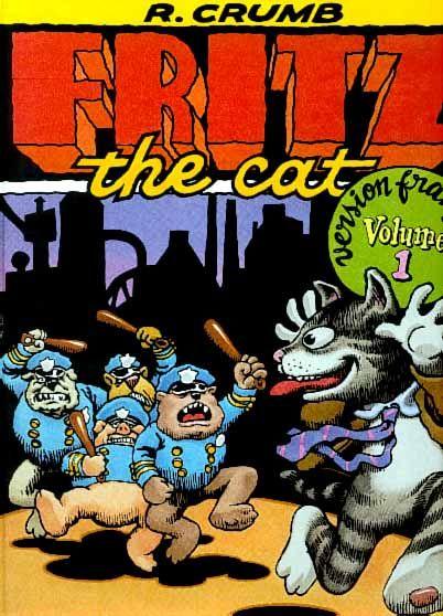 Fritz the cat comic pdf