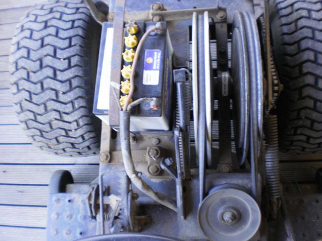 greenfield evolution 2 mower manual