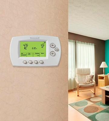 honeywell thermostat rth6580wf user manual