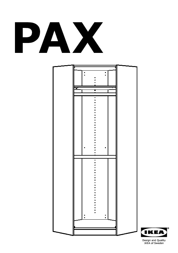 ikea meldal wardrobe instructions