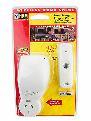 instructions for changing channels on hpm d641 door chime