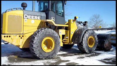 John deere 145 loader manual