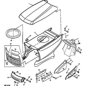 john deere lt150 parts manual