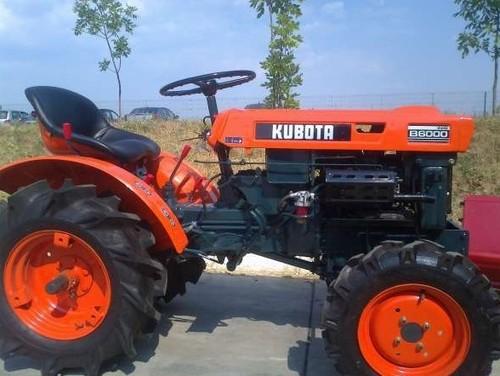 kubota b6000 tractor parts manual