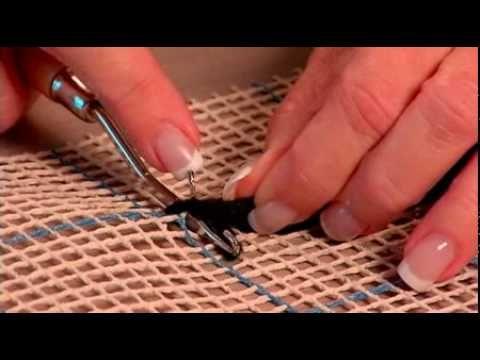 Latch hook kit instructions