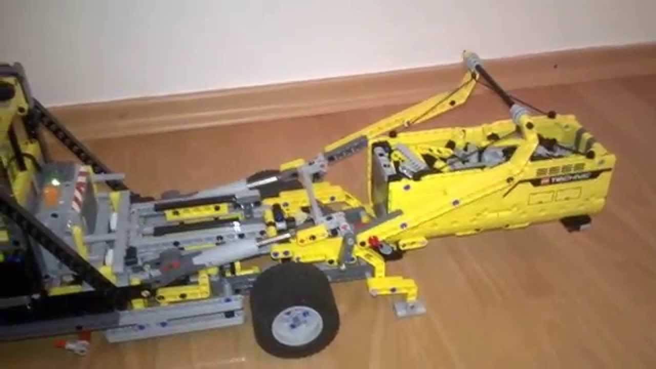 Lego 42009 c model pdf