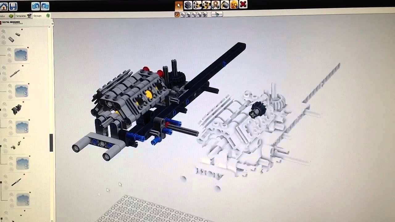 lego ldd building instructions
