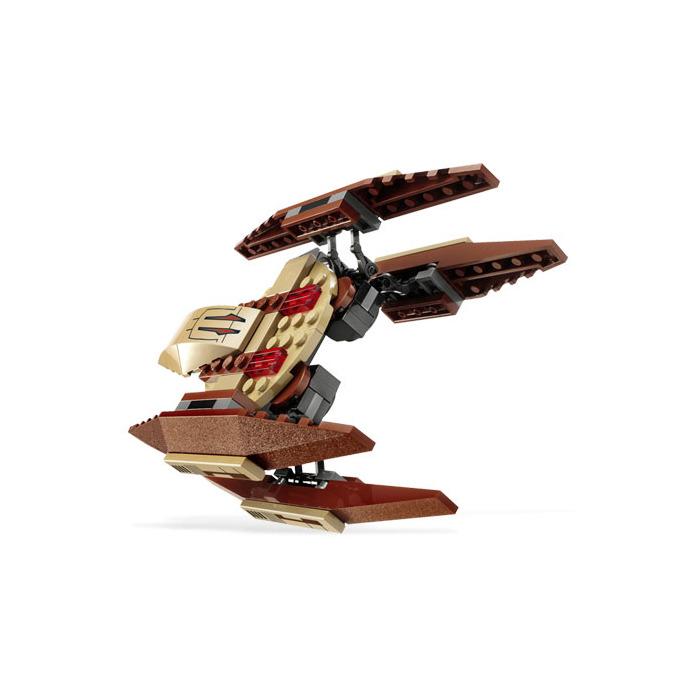Lego star wars mini vulture droid instructions