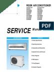 lg lwj050ac-2 airconditioner service manual