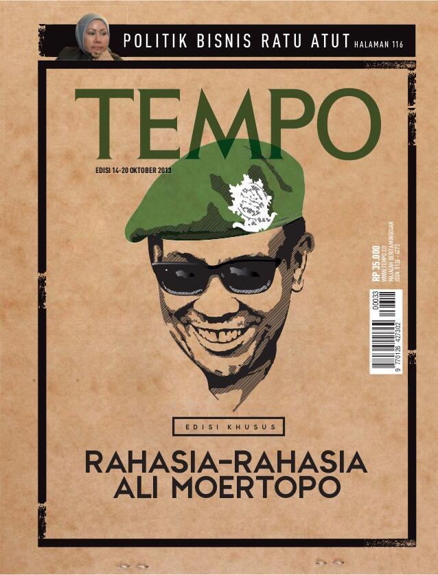 Majalah tempo edisi khusus pdf