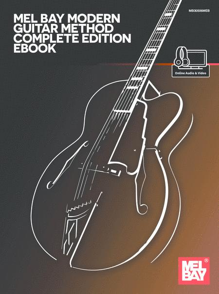 Mel bay modern guitar method pdf