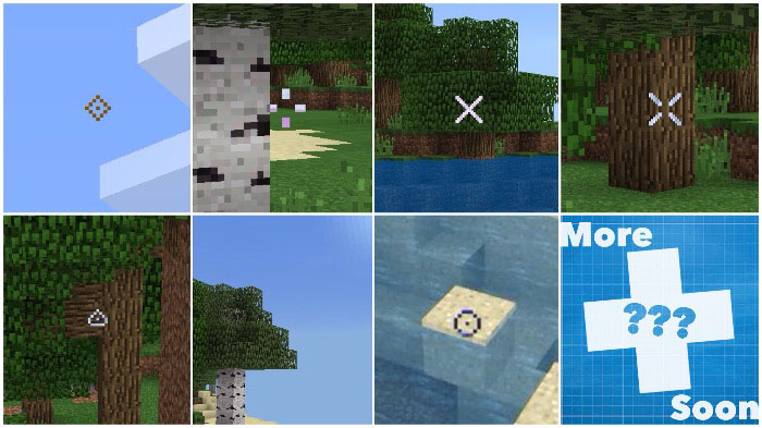 Minecraft how to change crosshair in texture pack