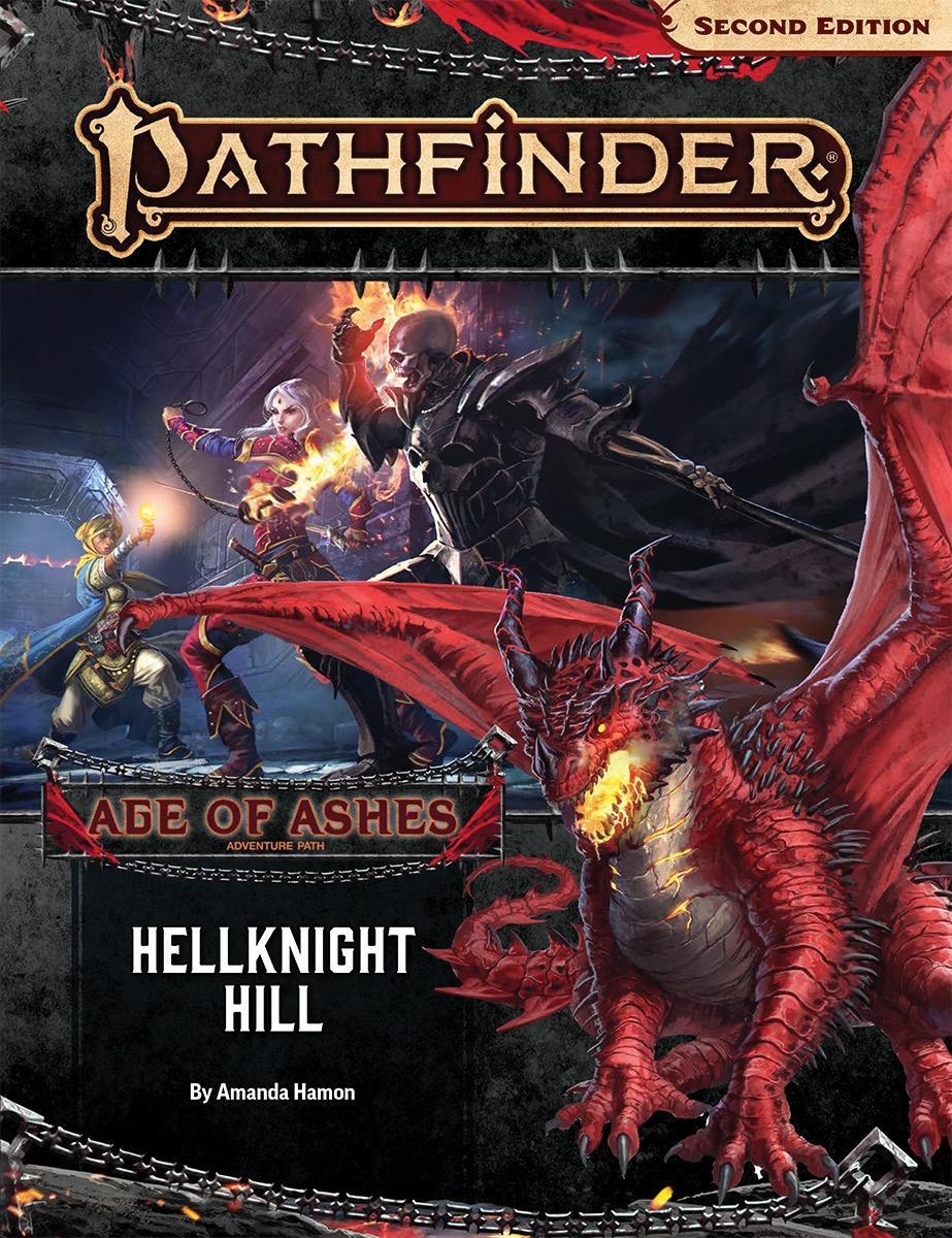 Path of the hellknight pdf