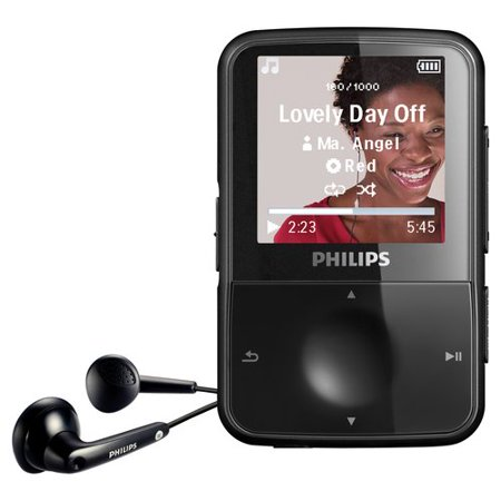 philips gogear vibe 4gb mp3 player manual