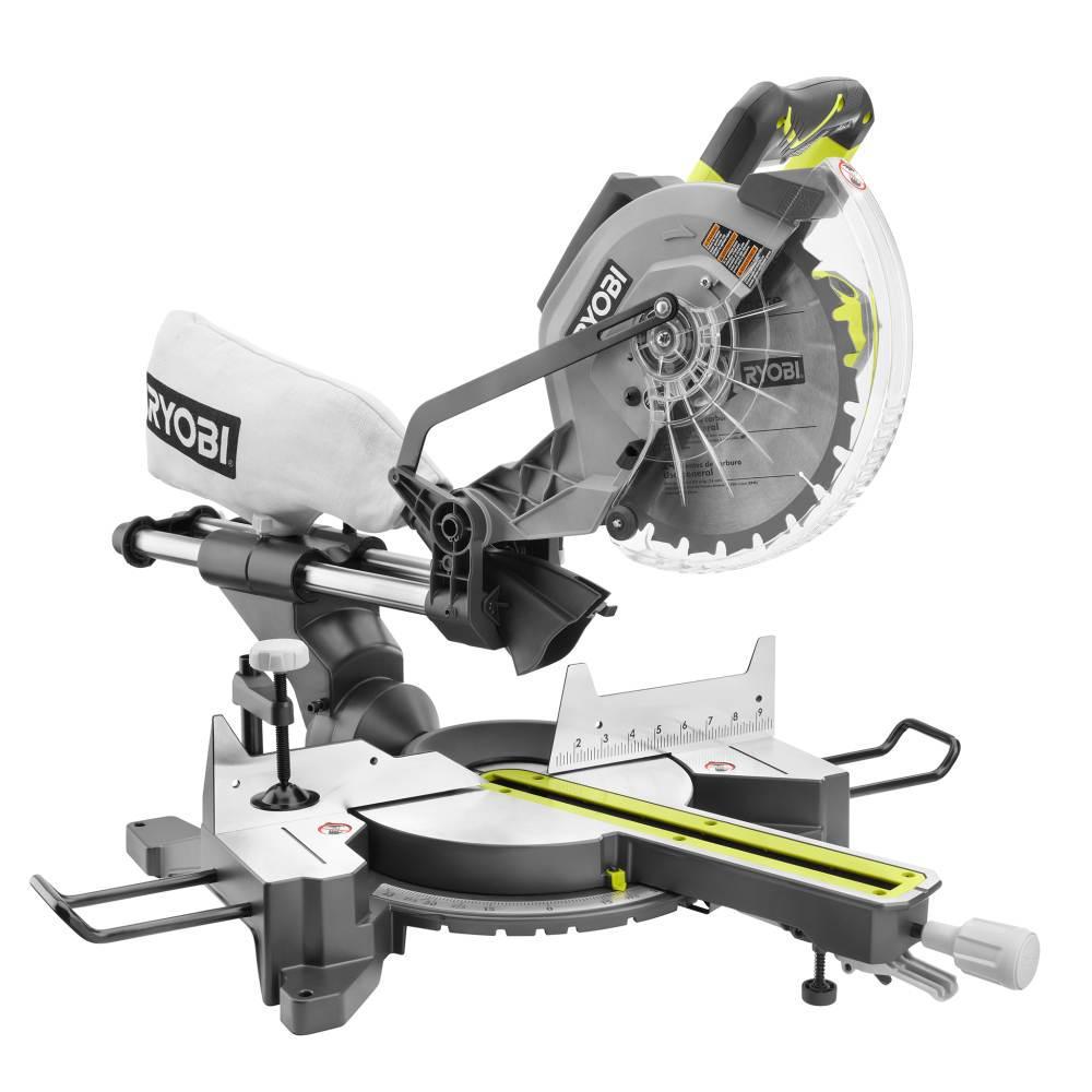 pro slide mitre saw manual