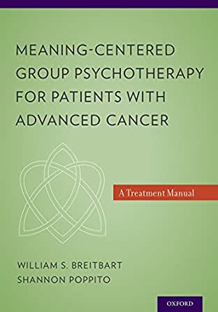 Psychotherapy for cancer patients pdf