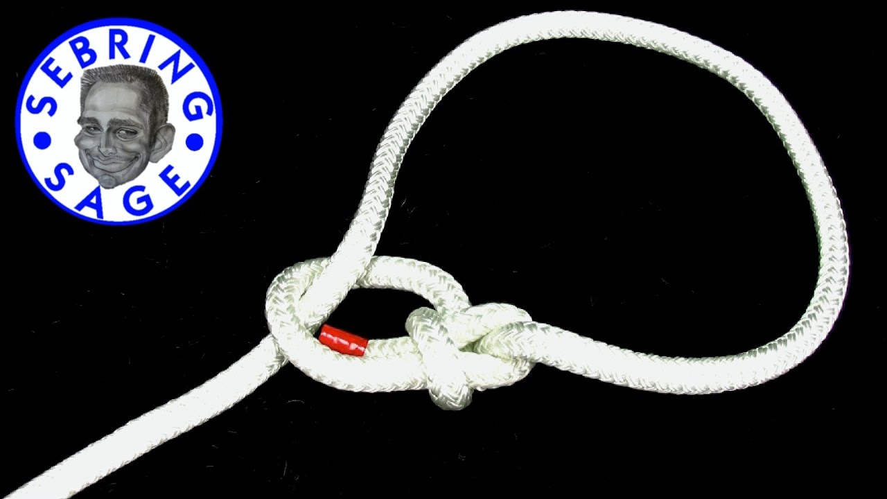 running bowline knot instructions