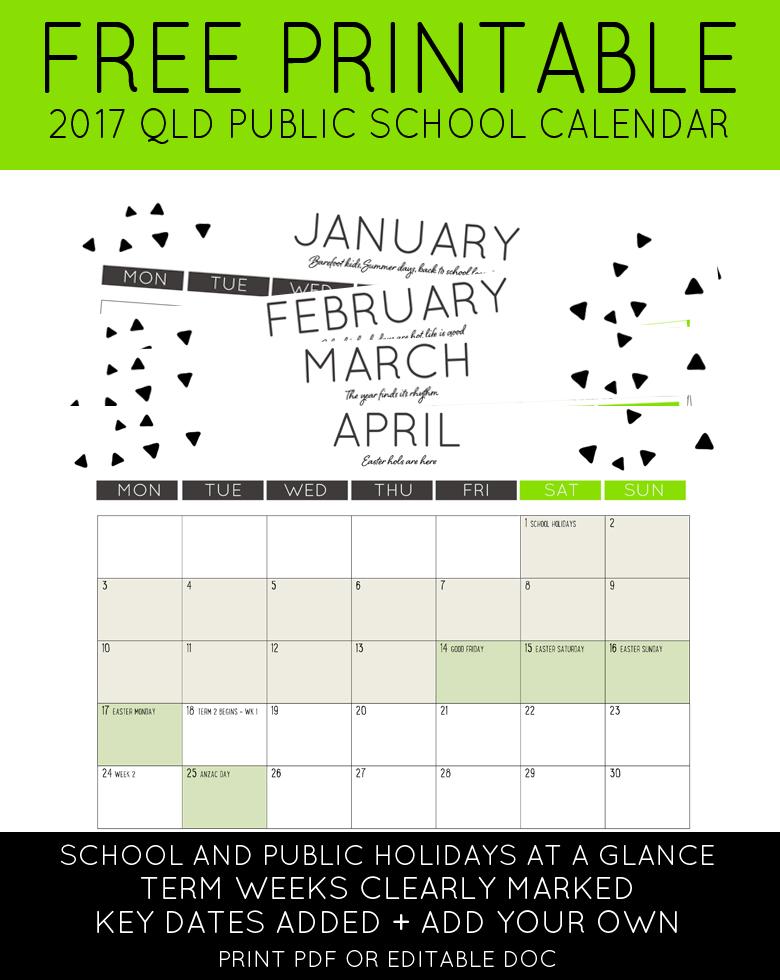 School holidays qld 2018 pdf