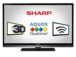 Sharp aquos quattron 3d 70 manual