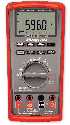 snap on multimeter eedm504d manual