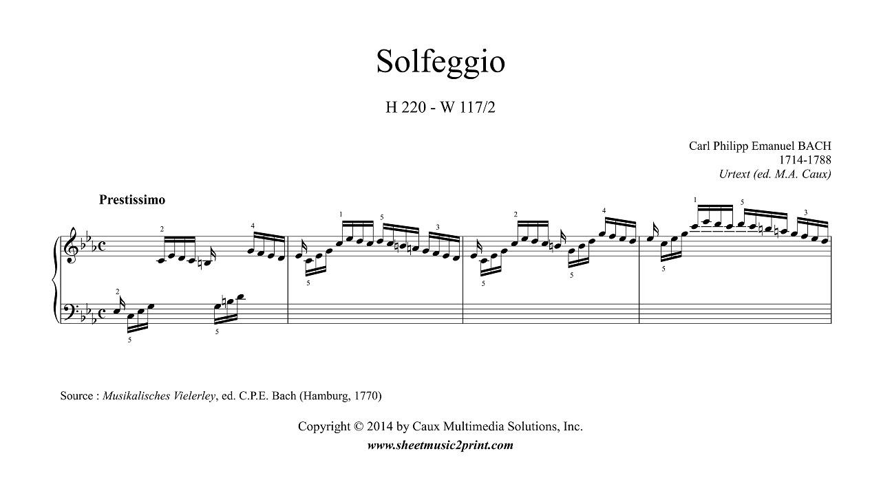 Solfeggio and applied piano pdf