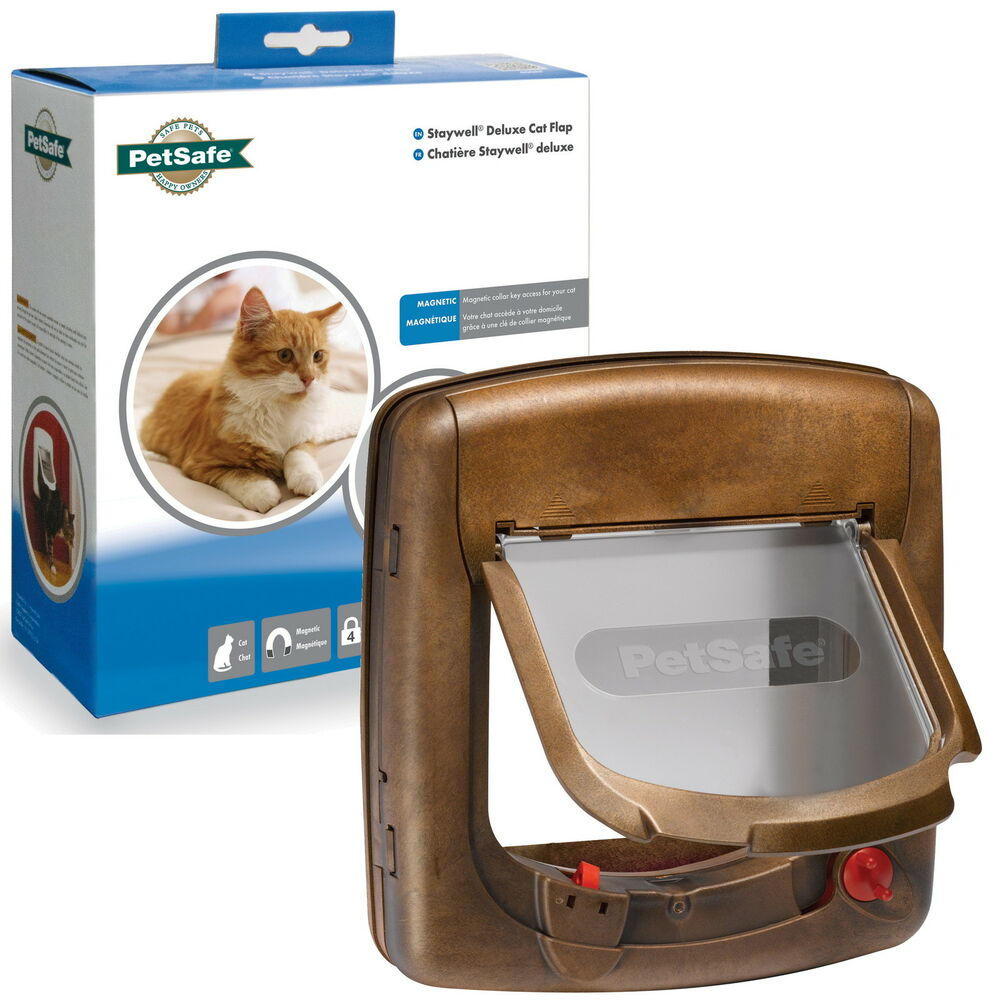 Staywell infrared cat flap instructions pdf