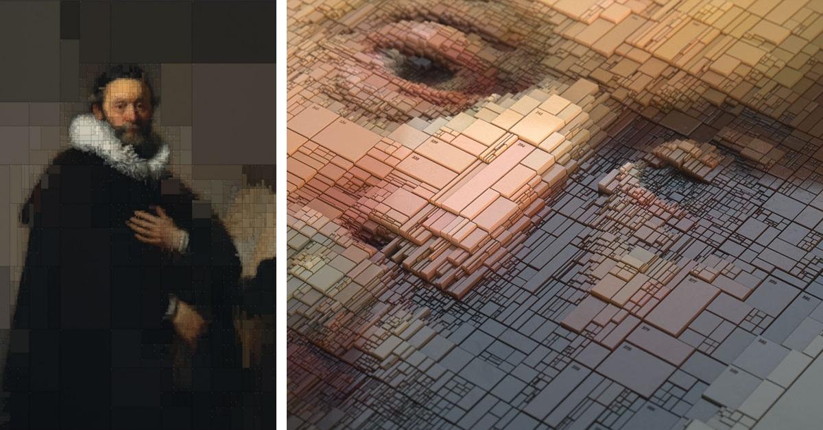 The 3d art