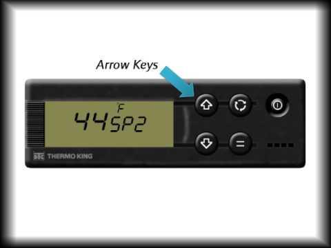 thermo king v 600 max manual