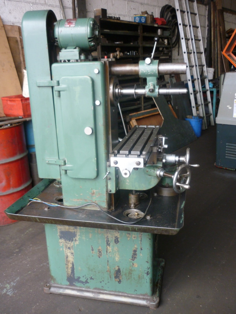 Tom senior milling machine manual