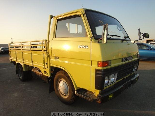 toyota dyna bu20 manual buy