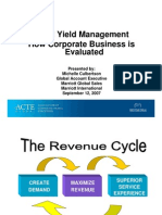Yield management in hotel industry pdf